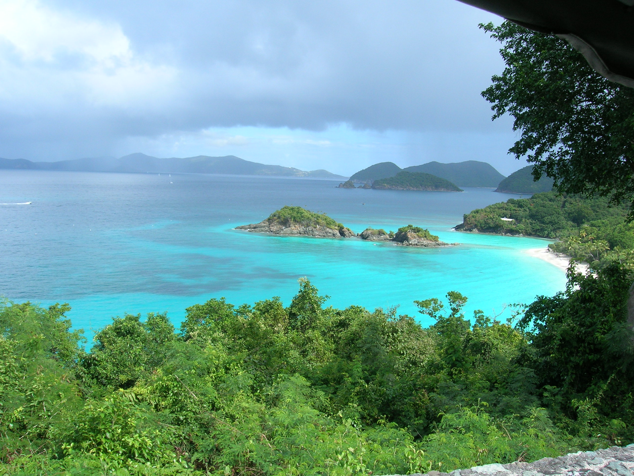 The Virgin Islands are a perfect choice for a romantic getaway!